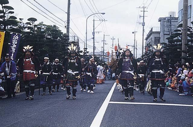 Matsuura Suigun Festival
