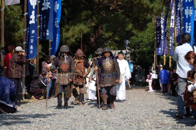 小茂田海濱神社大祭