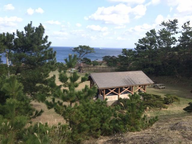 少弐公園キャンプ場