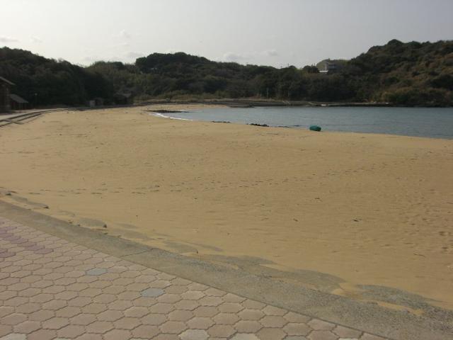 小水浜海水浴場