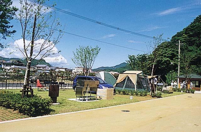 かづさオートキャンプ場