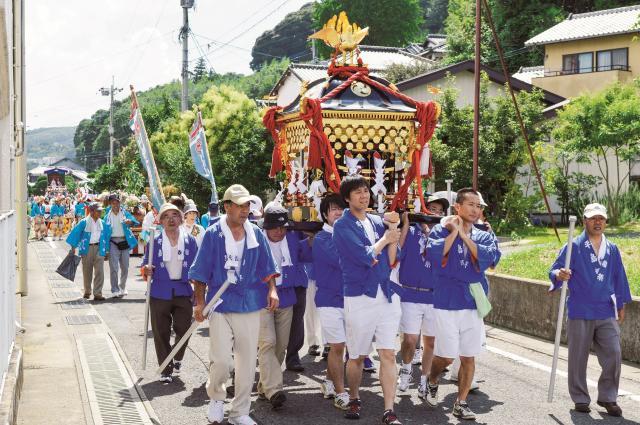 祇園祭(長崎県川棚町)