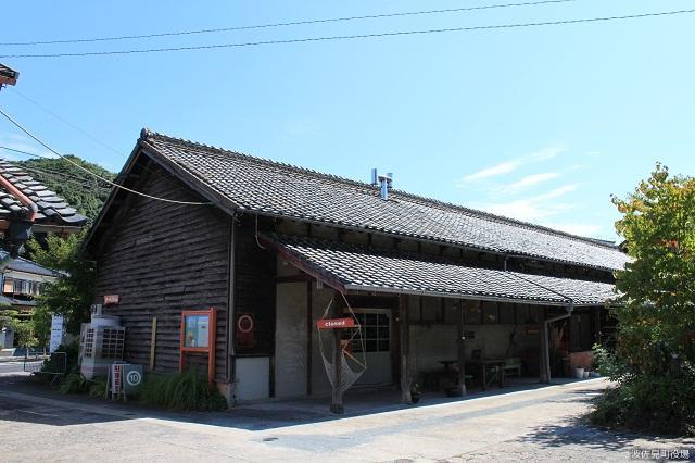 旧福幸製陶所細工場
