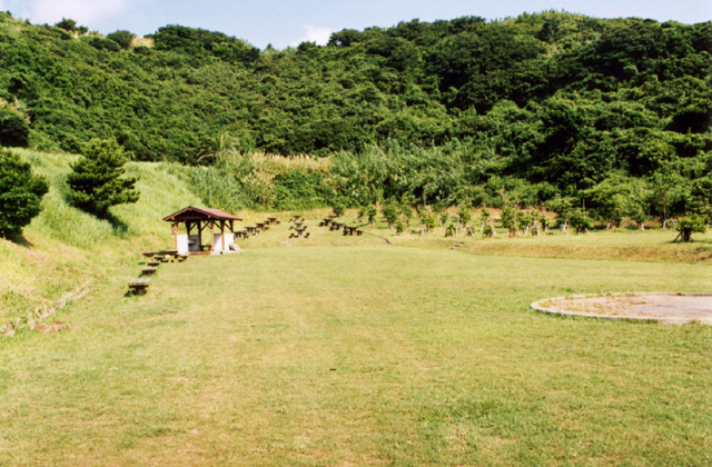 大浜キャンプ場