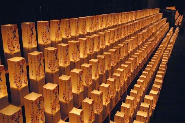 本妙寺の頓写会