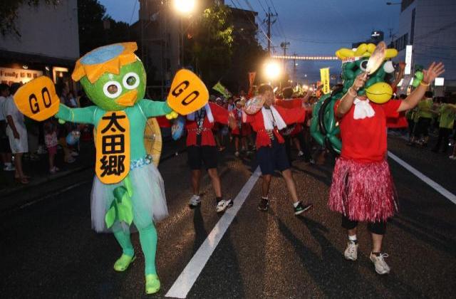 八代くま川祭り【中止】