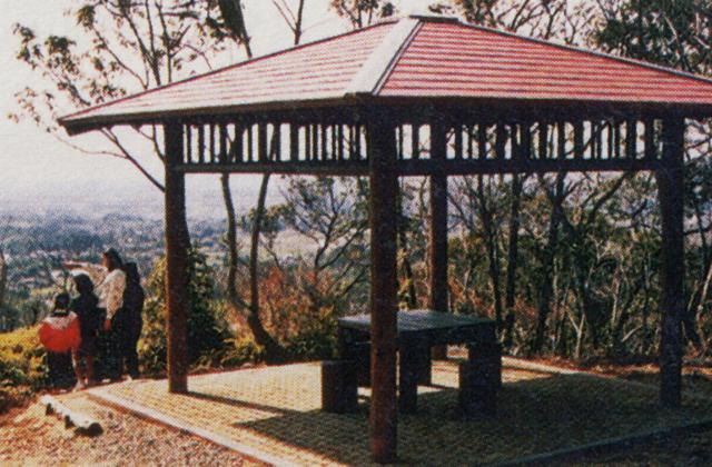 梅尾城公園