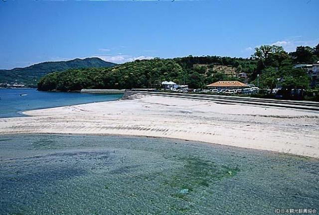 湯の児海岸
