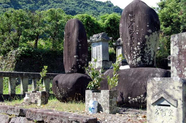 徳富蘇峰夫妻墓地