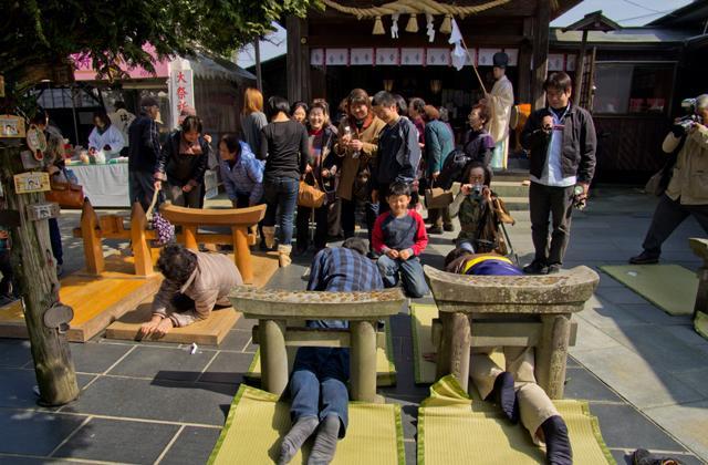 粟嶋神社大祭