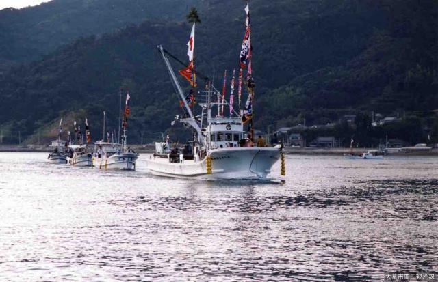 【2020年中止】海を渡る祭礼 産島八幡宮大祭