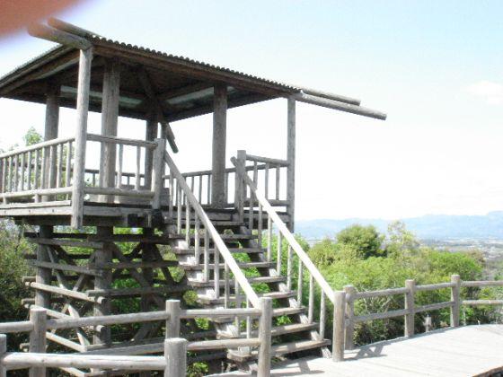 弁天山公園(熊本県合志市)