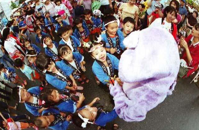 松橋ふるさと祭り