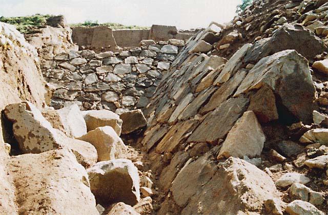 鷹ノ原城跡