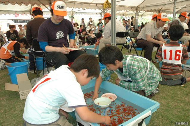 【2020年度 中止】火の国長洲金魚まつり