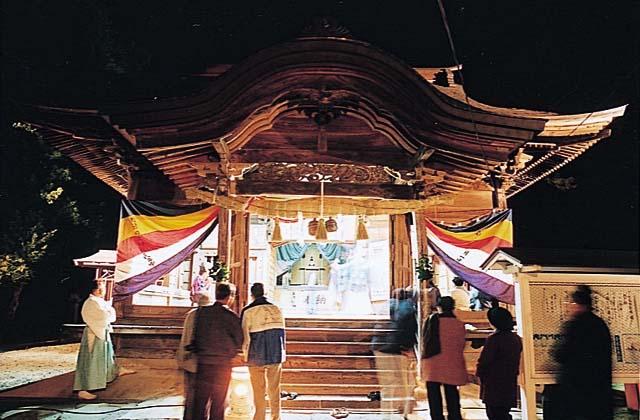 竹迫日吉神社