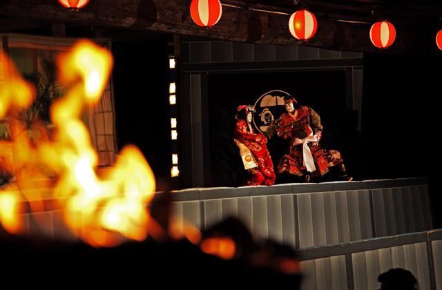 Firewood Bunraku Japanese puppet theatre★43446ba2210026741