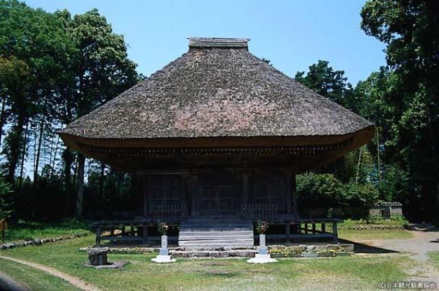 城泉寺(浄心寺)阿弥陀堂