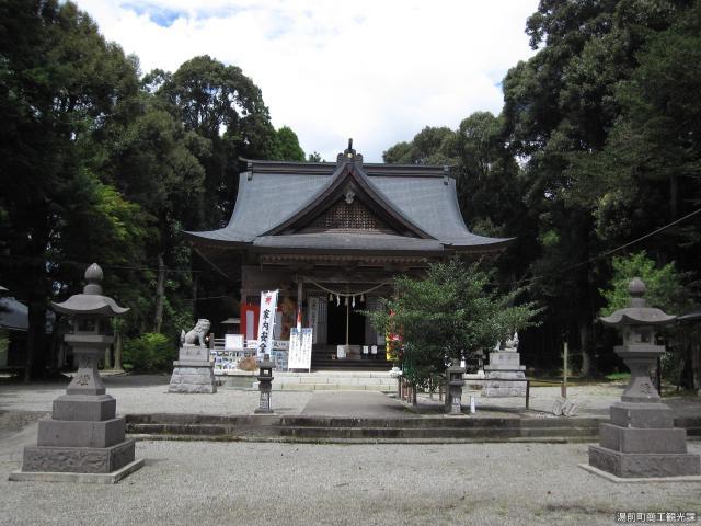 市房山神宮里宮神社