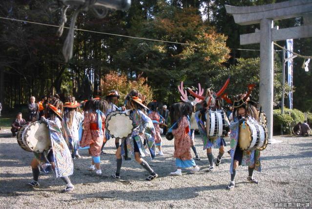東方太鼓踊り