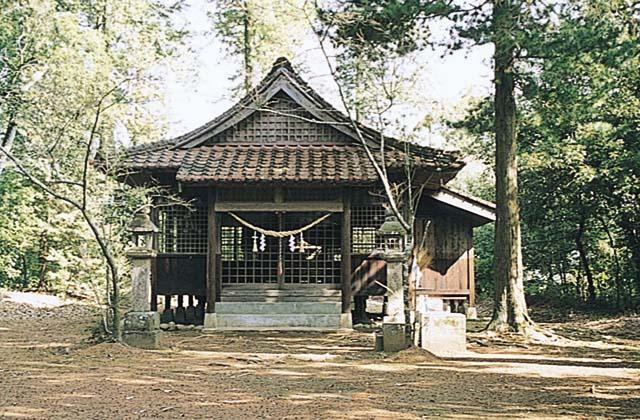 雨宮神社 (トトロの森)