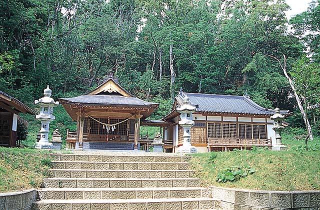 北嶽日吉神社