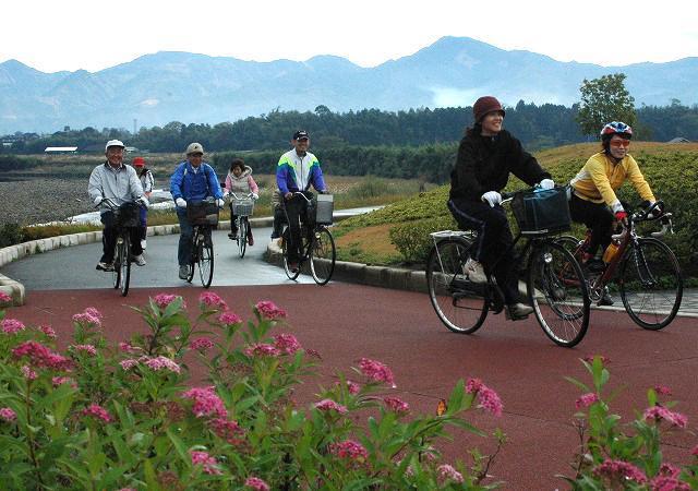 球磨川サイクリングロード