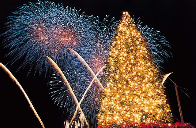 クリスマスHanabiファンタジア