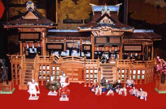 Castle Town Nakatsu Doll Festival★44204ba2210134799