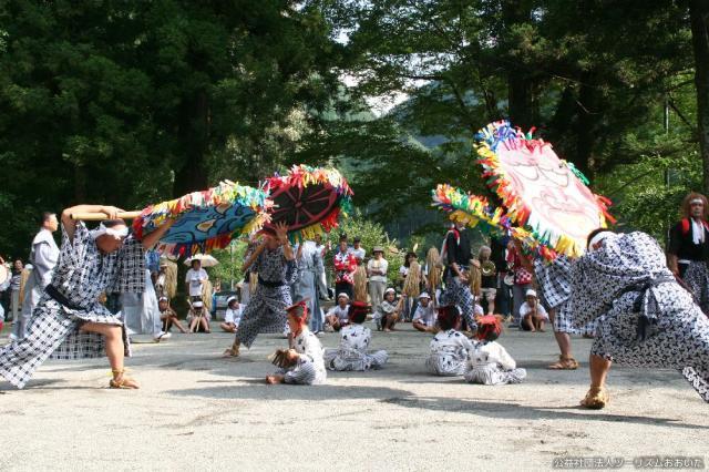 宮園楽(かっぱ祭り)