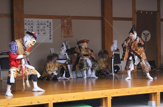 高塚愛宕地蔵尊春の大祭