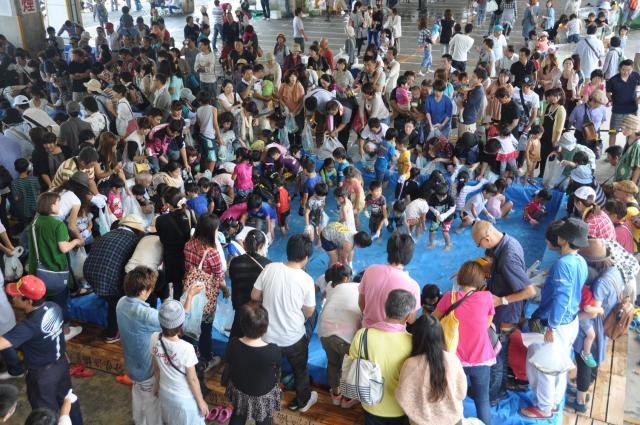 つるみ豊魚祭2016