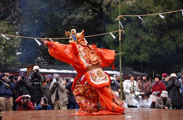 宇佐神宮 鎮疫祭(御心経会)