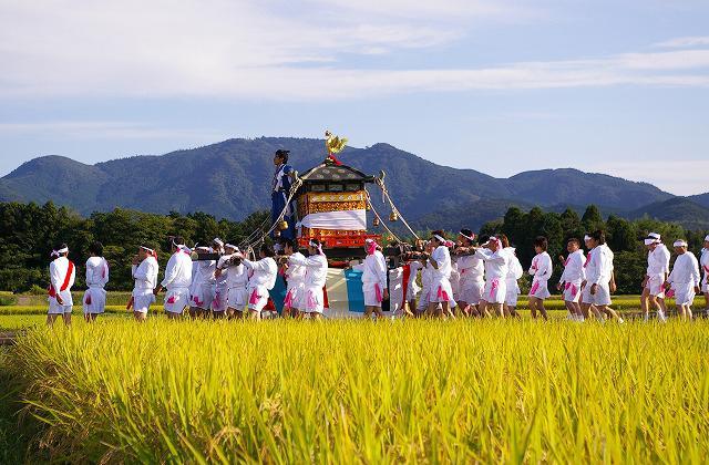 仲秋祭(放生会)