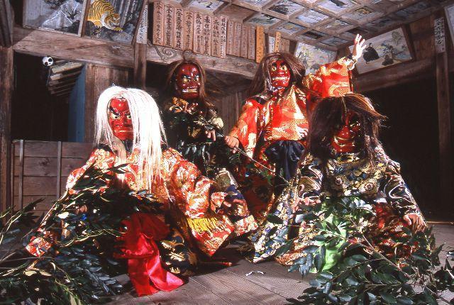 庄内神楽祭り・庄内町ふるさと祭り