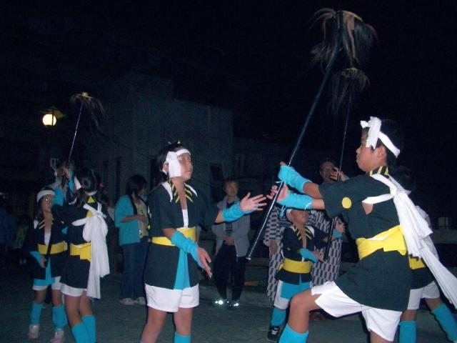 Yunohira Haguma Festival