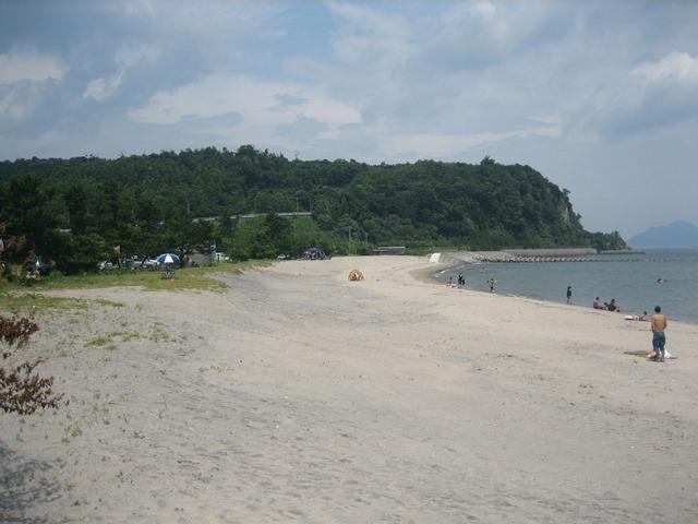 向田海水浴場