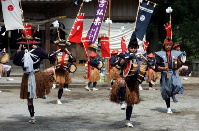 【2020年中止】吉弘楽 楽庭八幡社祭典