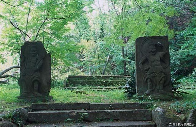 旧千燈寺跡