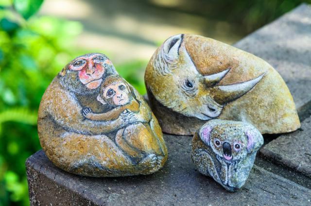 石ころたちの動物園