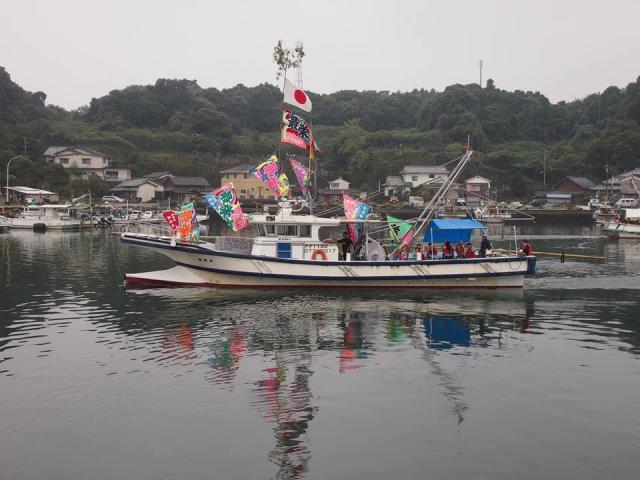 漁船遊覧ツアー