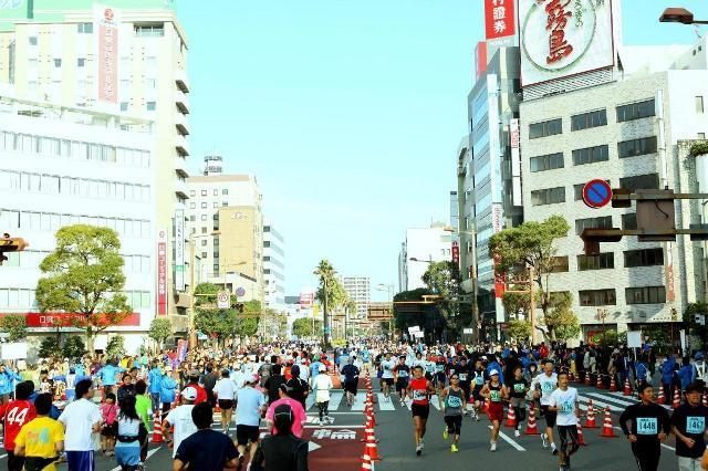 第32回青島太平洋マラソン2018