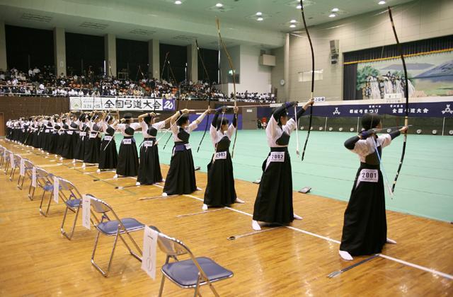 【2021年開催中止】第33回都城弓まつり全国弓道大会