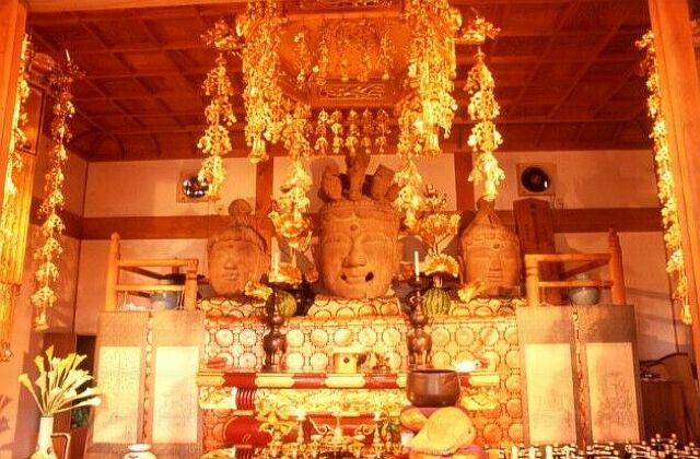 Hase Kannon statue★45208aj2200024141