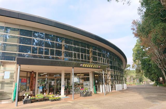 西都原ガイダンスセンター「このはな館」
