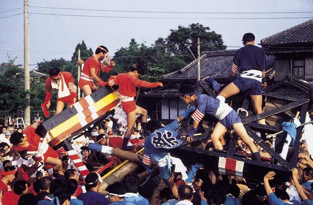 佐土原夏祭り