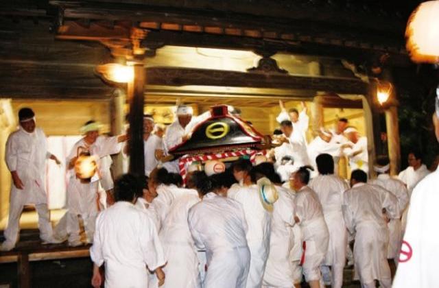 【2020年神事のみ】鵜戸神社祭
