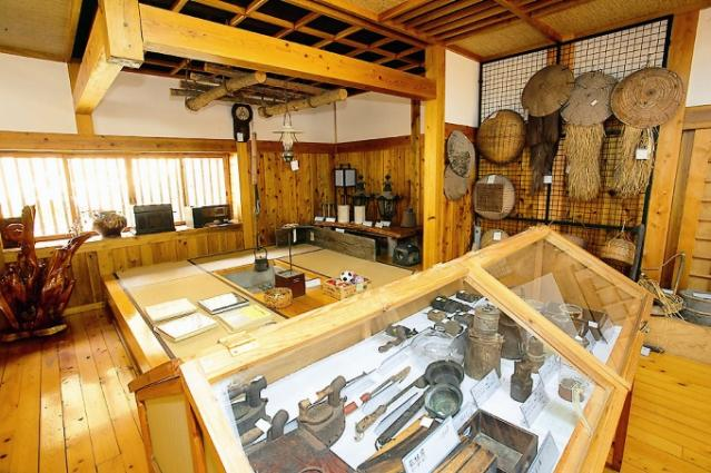 西米良村歴史民俗資料館