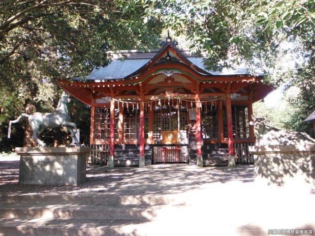 白鬚神社(宮崎県川南町)