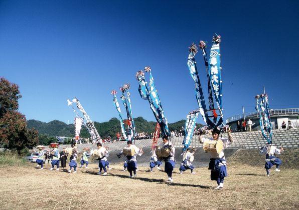 門川神社大祭